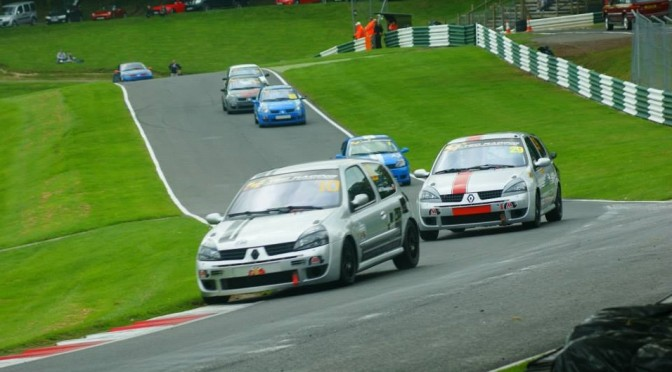 Cadwell Race Report