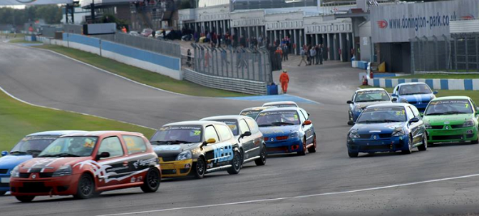 Donington Race Report