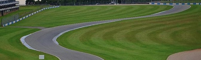 Donington Park National Circuit